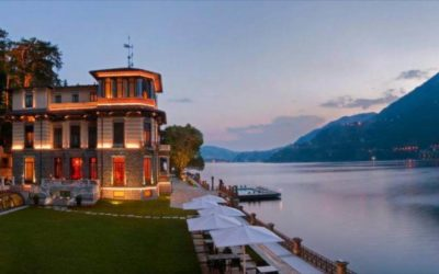 Immerse yourself in Lake Como